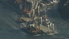 japonya tsunami dalgaları kaliforniya kıyıların'da