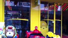 Fantasyland Jetonlu Oyun Makinaları Merkezi