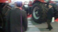 konya 2011 case traktör standı