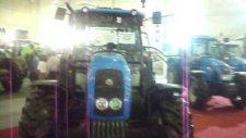 konya landini traktör standı fuar