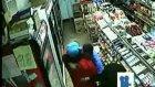 marketdeki silahlı çatışma güvenli kamerasında