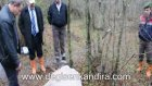 kandıra'da kızıl geyik vuruldu