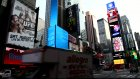 Times Square Early Morning Traffic Hd 1080p