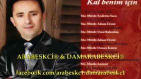 Adnan Demir Seni Sevdiğimi 2011 Albüm Damarabeskci