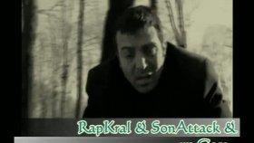 Dj Erkan - Sonattack Rapkral - Bulamadım çare