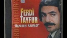 Ferdi Tayfur-İnanmadın Sevdiğime Akbaş Müzik
