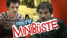 hayrettin ve ulvi minibüste vampir şakası d