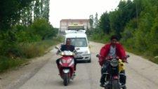 Aşağıdinek Köyü Konvoy