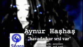 Aynur Haşhaş - Havada Kar Sesi Var