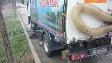 yol süpürme makinaları