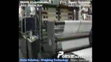 poşet üretiminde antistatik çubuk kullanımı