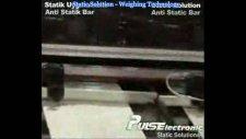 puls fuar videosu statik çubuk uygulaması