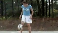 Bayandan Futbol Şhow [süper Yetenek]