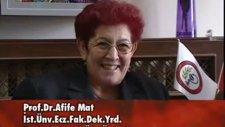 Kanser Tedavilerinde Kırmızı Reishi Mantarı Önerilebilir Mi? Prof. Dr. Afife Mat