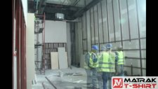 matrak shop optimum yapım aşaması