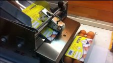 etiket besleme makinası - ment makina