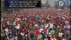michael jackson thriller dansı 13000 kişi aynı anda [meksika] guiness rekoru.!