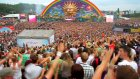 David Guetta @ Mainstage Tomorrowland 2010 Sunday July 25th