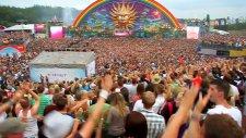 David Guetta @ Mainstage Tomorrowland 2010 Sunday July 25th