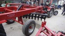 foton 254 traktör hidrolik dıskara  1850 kg ağırlığında