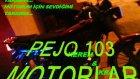 antep motorları pejo 103 serisi