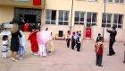 23 Nisan Katibim Gösterisi- Üsküdara Giderken- Alahacı İlköğretim Okulu