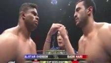 -alistair overeem vs badr hari- k1 2009 final