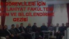Sivas İlahiyat Gezisi