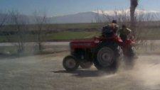 traktör ile develi epce de ralli