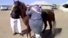 attan düşmedi atı düşürdü!