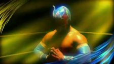 sin cara 1st entrance video - official 2011