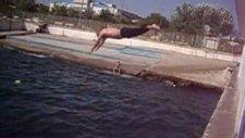 Denize Atlama Şow