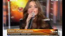 Simge Sagin - Bugün Tv / Hafta Sonu