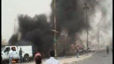kerkük'te 20 kişinin öldüğü patlamalar sonrası sıcak görüntüler