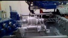 otomatik tel örgü makinası