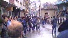 Mahmutbey Meydanında Köy Düğünü -1987 Yılı-