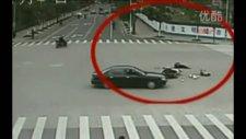 çin'de inanılmaz kaza!....