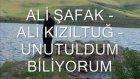 Ali Şafak - Ali Kızıltuğ