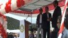 Feyzullah Ertaş In Dış İşleri Bakanımız Ahmet Davutoğlu Na Plaket Sunma Töreni