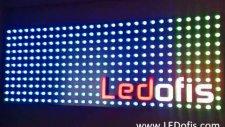 pixel led tabela uygulaması - ledofis