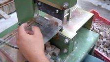 kollu mozaik kırma makinası