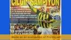 Fenerbahçe Sampiyonluk Klibi Özel