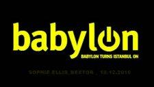 Sophie Ellis Bextor 10.12.2010 @babylon İstanbul