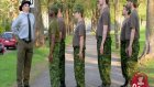 gay army prank