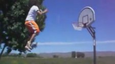 Trambolin Basket