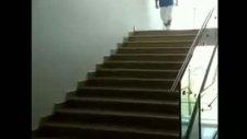 merdiven'den inmenin en kısa yolu