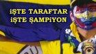 Döğer'de Fenerbahçe Şampiyonluk Kutlaması