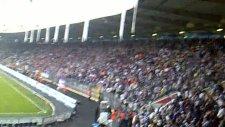 orduspor 'un şampiyonluk maçında ki süper meksika dalgası