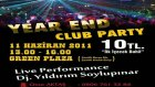 year end club party green plaza