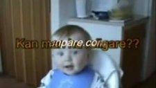 gülen bebek çok komik